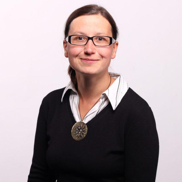 Kateřina Szaffnerová, Mgr.